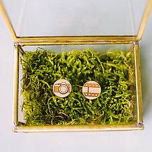 Šperky - foto - manžetové gombíky - 9406464_