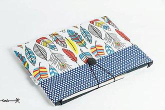 Papiernictvo - Obal na knihu - indián - 9407785_