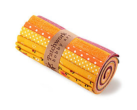 Textil - Bavlnené látky - rolka Shiny Meadow - 9405188_