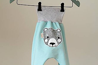 Detské oblečenie - Tepláčiky