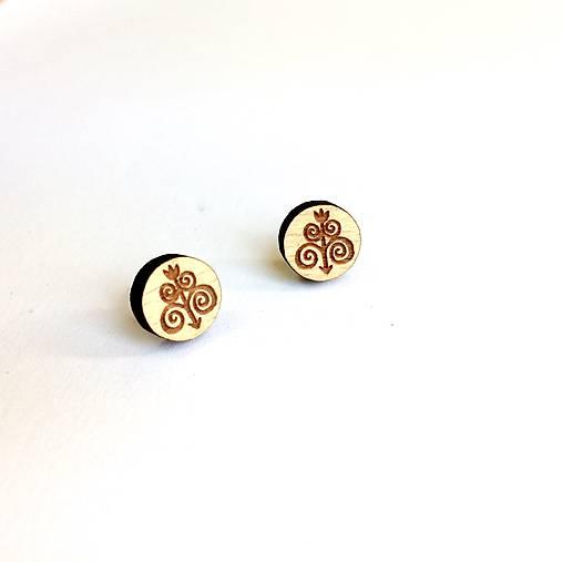 Čičmany krúžok mini