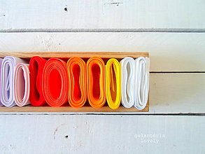 Galantéria - stuha saténová veľa farieb na výber 5cm - 9409661_