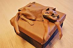Krabičky - Krabička s mačkou - 9410133_