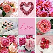 Papier - ruže - 9408912_