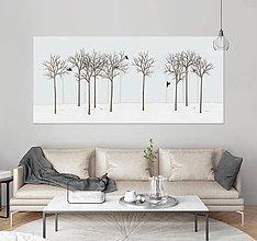 Grafika - RAVEN IN DARK FOREST - 9410618_