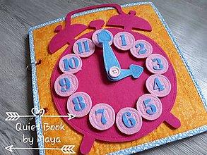Detské doplnky - Quiet Book - 9411837_
