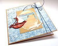 Papiernictvo - Pohľadnica ... Posielam Ti správu II - 9413846_