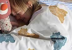 Textil - povlečení/medvědi - 9412766_