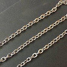 Náhrdelníky - Stainless Steel Chain / Hrubá retiazka z chirurgickej ocele /0299 - 9412500_