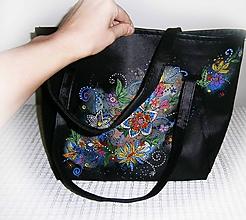 Nákupné tašky - jednoducho mária :-) kabela nákupná - 9412455_