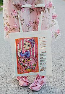 Veľké tašky - Pre kreatívne dievky/ Eliška - 9414282_