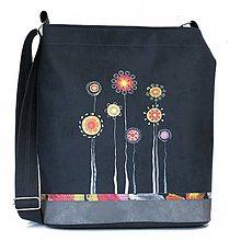 Veľké tašky - 926 - grafitová - 9413476_