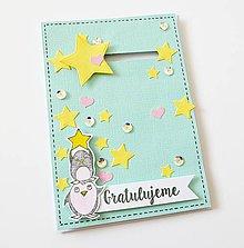 Papiernictvo - pohľadnica k narodeninám - 9412165_