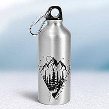 Nádoby - Turistická fľaša - 9413665_