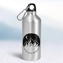 Nádoby - Turistická fľaša - 9413669_
