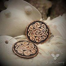 Náhrdelníky - Keltské psy, amulet - 9413533_