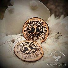 Náhrdelníky - Strom života, amulet - 9413567_