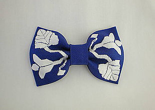 Doplnky - Modrý motýlik Považie III. - 9412519_