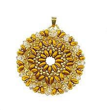 Iné šperky - Prívesok bronz - 9413257_