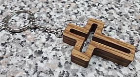 Kľúčenka - krížik
