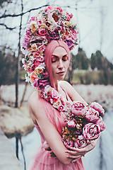 Koruna z kvetin