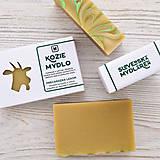Drogéria - Kozie mydlo v krabičke: PRECHÁDZKA LESOM - 9413716_