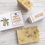 Drogéria - Kozie mydlo v krabičke: NECHTÍK - 9413727_