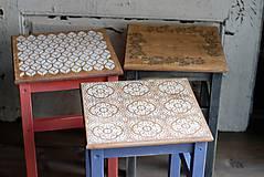 Kurzy - Workshop maľovania stolčekov - 9413394_
