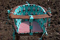 Textil - pandičky - 9413068_