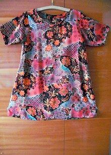 Šaty - Aillis - dámske šaty - 9414375_