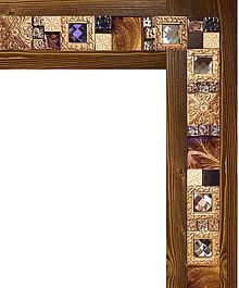 Zrkadlá - Zrkadlo MOZAIKA - 9413876_