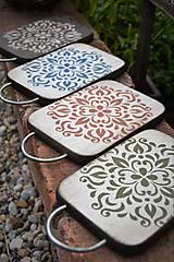 - Ornamentové drevené lopáriky - 9412251_