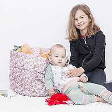 Detské doplnky - S ozdobnými uškami - 9416124_