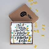 Detské oblečenie - Sme z jedného cesta (darčekový BOX) - 9417470_