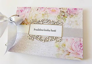 Papiernictvo - svadobná kniha hostí - 9415447_