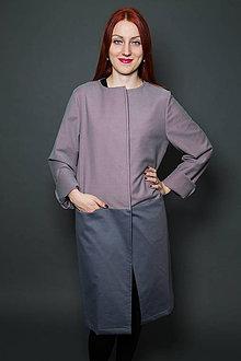 Kabáty - Prechodný kabát - 9417558_