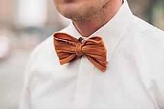 Doplnky - zipsový rebel-oranžový - 9418267_