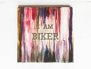 Iné - I am BIKER - 9415602_