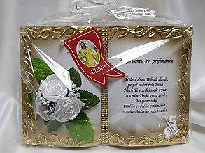 Nezaradené - Darčekové knihy k Prvému svätému prijímaniu a rôznym príležitostiam (Darčeková kniha k Prvému svätému prijímaniu) - 9416539_