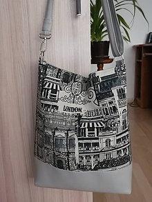 Veľké tašky - Taška-London - 9416265_