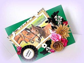 Papiernictvo - Krása koní - 9416536_