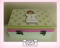 """Krabičky - Krabica """"Strážny anjel"""" :) - 9417449_"""