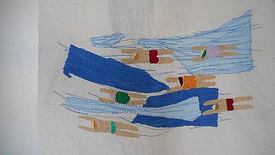 Nákupné tašky - plavci - 9419278_