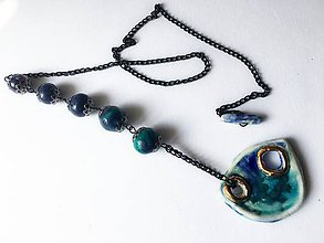 Náramky - keramika a fimo - 9419832_
