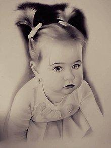 Kresby - Kresleny portret - 9420277_