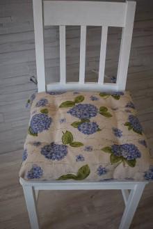 Úžitkový textil - PODSEDÁKY ... květy - 9419883_