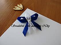 Pierka pre hostí (Modrá tmavá)