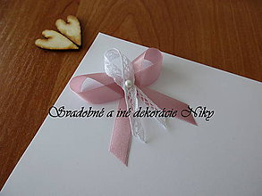 Pierka - Pierka pre hostí (Staroružová) - 9420382_