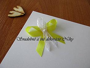 Pierka - Pierka pre hostí (Žltá) - 9420396_