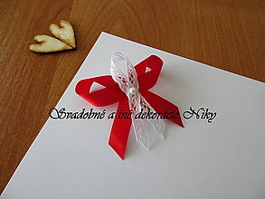 Pierka - Pierka pre hostí (Červená) - 9421019_